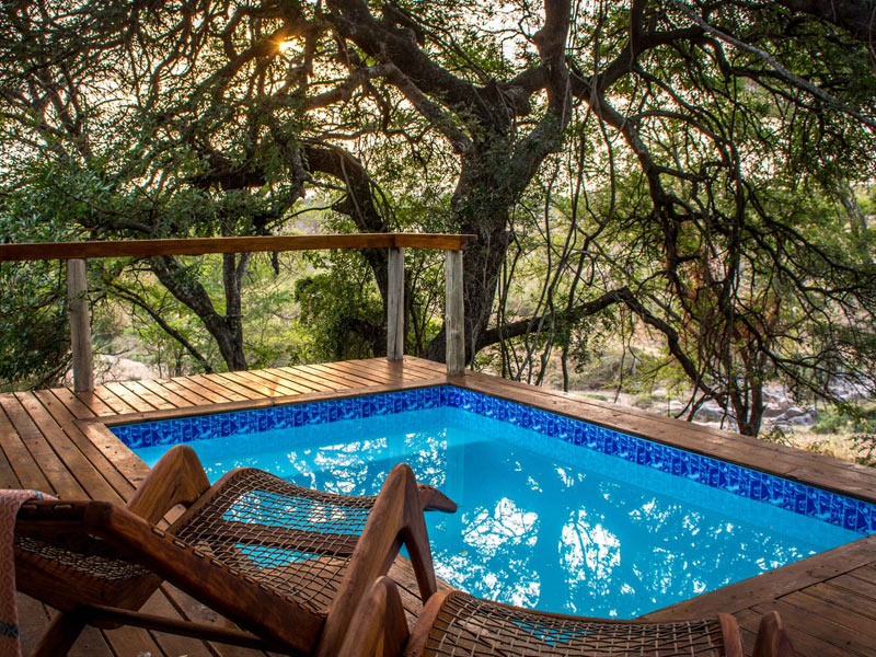 Luxury Safari Camps