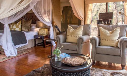 tented safari camps
